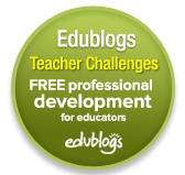 Take The EduBlogs Challenge