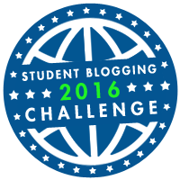 My Student Blogging Challenge Badge