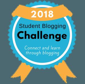 Student blog challenge 2018