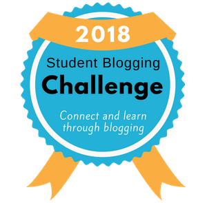 Student Blogging Challenge Badge Participants 2018