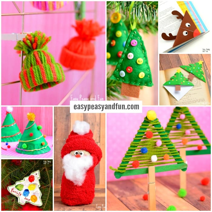 Easy Peasy and Fun Christmas Craft