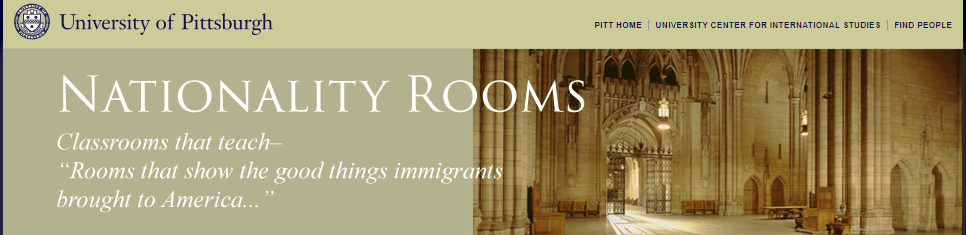 Nationality Rooms