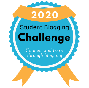 Student Blogging Challenge Badge Participants 2020